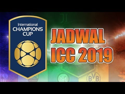 Jadwal International Champions CUP 2019, Laga Juventus Vs Inter 24 Juli 2019