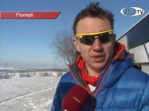 """Maratonul ,,Rubicon"""" a ajuns și la Florești"""