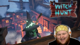 WITCH HUNT (Alpha) | BACK TO SALEM