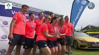 Glorious sunshine complimented the 2017 Volkswagen Tag Rugby All-Ireland Championships at Old Belvedere RFC last ...
