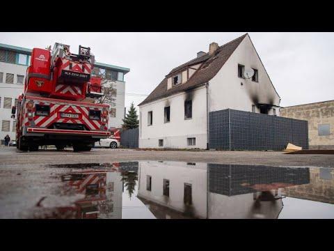 Nürnberg: Mindestens fünf Tote nach Brand in einem Einfamilienhaus