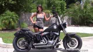 4. Used 2012 Harley Davidson Softail Slim Motorcycles for sale