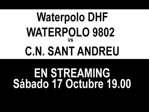 Waterpolo 9802 vs Sant Andreu