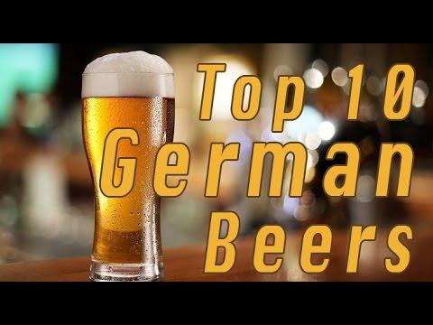 , title : 'Top 10 German Beers'