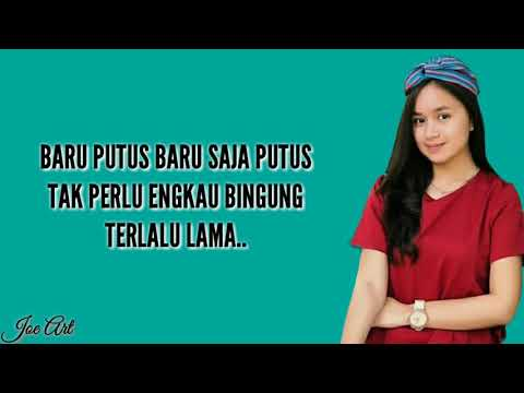 Harus Bahagia - Yura Yunita | Cover By Chintya Gabriella (Lyrics)