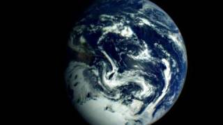 Earth Rotating from Galileo