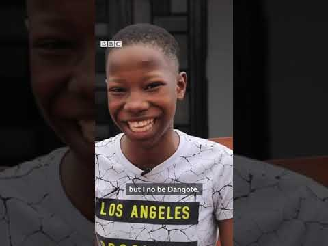 MarkAngelComedy,Emmanuella Explains Why And How She Built A House For Her Parents. bbcnewspidgin