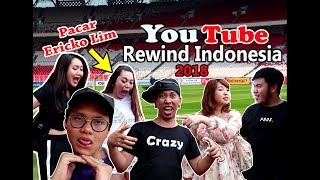 Video SULAP di YOUTUBE REWIND INDONESIA 2018 - PACAR ERICKO LIM TERIAK!! MP3, 3GP, MP4, WEBM, AVI, FLV November 2018
