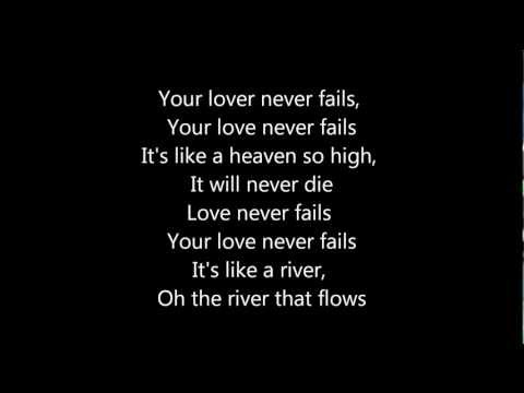 Your Love Never Fails - Jonathan Butler