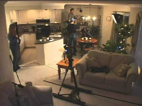 Peter Warren's Location Lighting Tip (Dining Room)