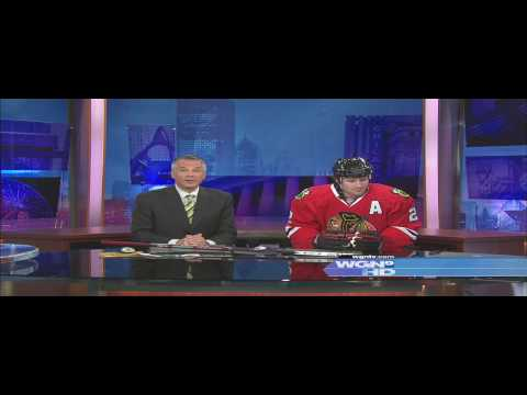 Funny Blackhawks/WGN Commercial 1 Video