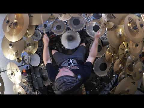 Rush - Lessons Drum Cover (High Quality Sound)