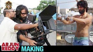 Video Arjun Reddy Making | Vijay Deverakonda | Shalini | #ArjunReddy Movie Making | Bhadrakali Films MP3, 3GP, MP4, WEBM, AVI, FLV Januari 2018