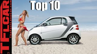 Top 10 Cars That Do NOT Attract The Opposite Sex by The Fast Lane Car