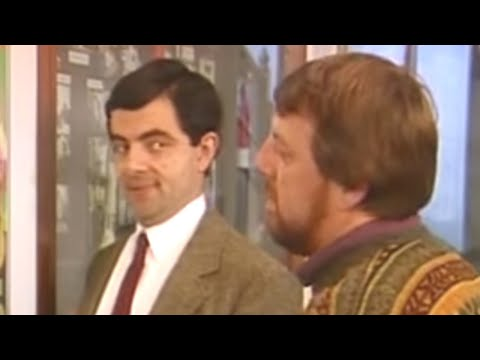 Funny clips - How to be Annoying  Funny Clip  Classic Mr Bean
