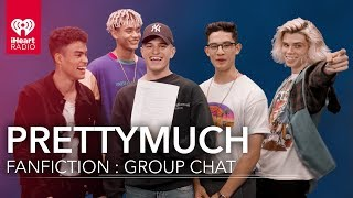 Video PRETTYMUCH Read a Fanfiction | Fanfiction MP3, 3GP, MP4, WEBM, AVI, FLV Desember 2017