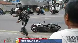 Download Video Tak Terima Istrinya Diikuti, Seorang Suami Terlibat Baku Hantam di Pinggir Jalan - BIP 06/11 MP3 3GP MP4