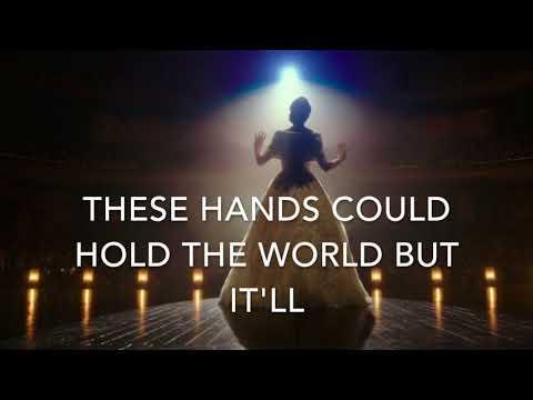Never enough - The Greatest Showman - Karaoke high version (+1) Loren Allred