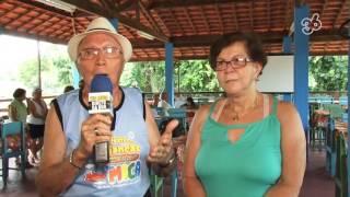 Tio Mica vai ao evento de final de ano da AAP-VR