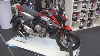 9. MV Agusta Rivale 800 (2015) Exterior and Interior in 3D