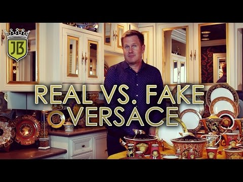 How to Tell Real from Fake Versace by James Bean Estate Sales