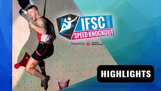 HIGHLIGHT - The IFSC Connected Speed Knockout presented by Japan Airlines by International Federation of Sport Climbing