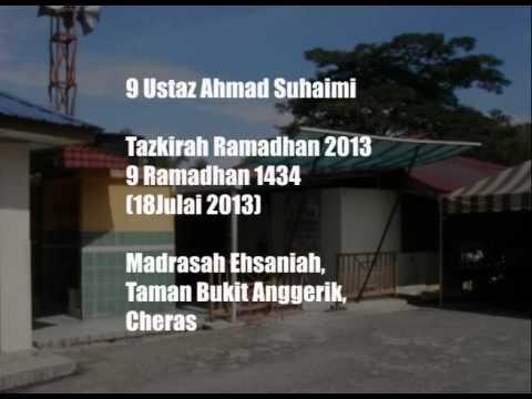 9 Ustaz Ahmad Suhaimi