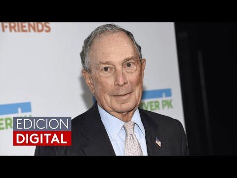 ¿Quién es Michael Bloomberg y por qué se postula a la nominación presidencial demócrata?