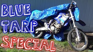 Video Trashed Yamaha Dirt Bike - Will It Run? MP3, 3GP, MP4, WEBM, AVI, FLV Juli 2019