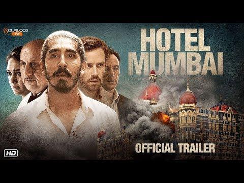 Hotel Mumbai | Official Trailer | Dev Patel | Anupam Kher | Anthony Maras | Bollywood Live