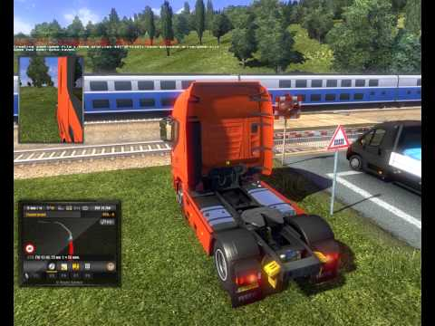 Long Train + Turn on the gas station (FINAL)