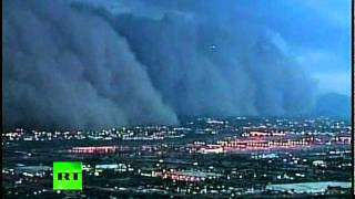 Phoenix (AZ) United States  city pictures gallery : Phoenix Dust Storm: Video of Doomsday Scenes in Arizona