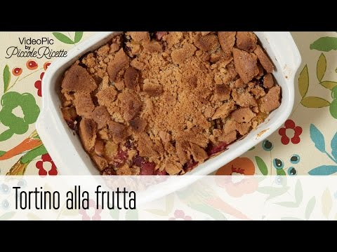 tortino alla frutta - ricetta