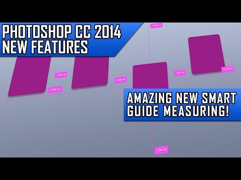 how to measure objects in photoshop
