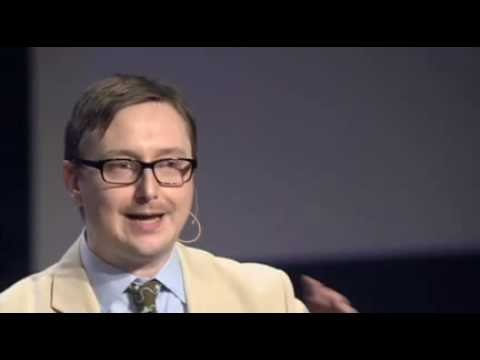John Hodgman: Aliens, Love, where are they ? #TEDxAMS