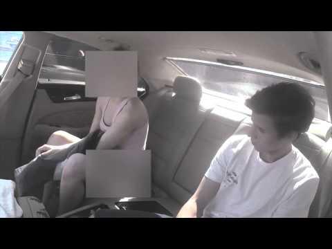 видео застуканных за сексом в машине в лесу
