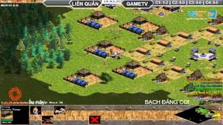 Liên Quân vs GameTV C1T4, ngày 30/08/2015, game đế chế, clip aoe, chim sẻ đi nắng, aoe 2015
