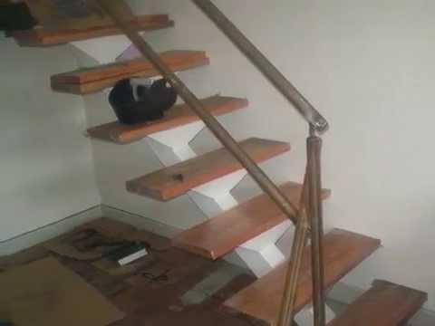 escada escama de peixe soldaforte bh