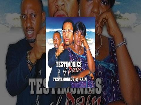 Testimonies Of Pain 1