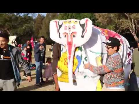 (Nepali Kite Festival in Sydney | Guthi Australia - Duration: 3 minutes, 58 seconds.)