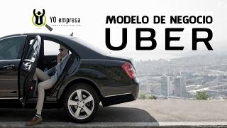 Modelo de Negocio Uber