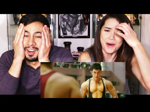 Download DANGAL | Aamir Khan | Trailer Reaction by Jaby Koay & Achara Kirk! HD Mp4 3GP Video and MP3