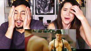 Video DANGAL | Aamir Khan | Trailer Reaction by Jaby Koay & Achara Kirk! MP3, 3GP, MP4, WEBM, AVI, FLV September 2018