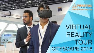 Virtual Reality Tour – SKAI Holdings ( Cityscape 2016 )
