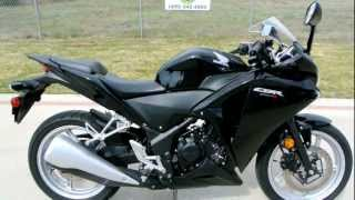 4. 2011 Honda CBR250R in Black: Overview and Review