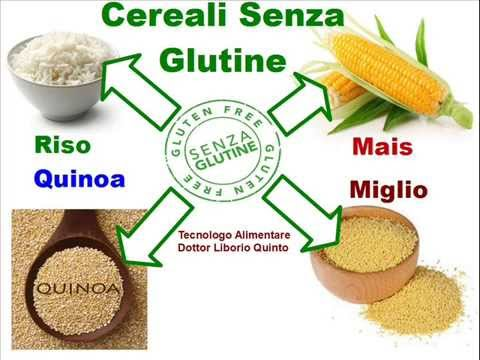 la celiachia e i contrasto con il glutine del grano