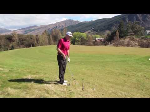 GOLF LESSONS: 10 of 10 MASTERING THE CHIP. LEARN THE SECRETS FROM SHORT GAME GURU PETER FOWLER