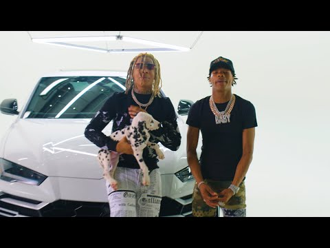 Lil Gotit - Da Real HoodBabies (Remix) [feat. Lil Baby] (Official Music Video)