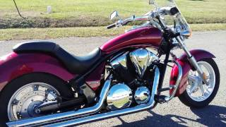 7. 2010 Honda Stateline cruiser overview and walk around