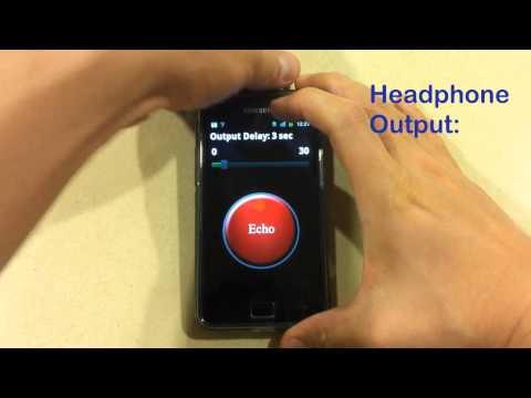 Video of EchoHacks® Speech Trainer Lite